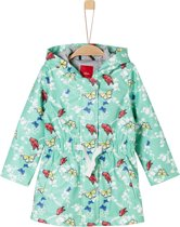 s.Oliver Meisjes zomerjas - lichtblauw - Maat 98
