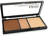 NYX Cream Highlight & Contour Palette 02 Medium