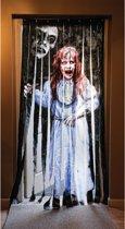 Exorcist™ deurgordijn - Feestdecoratievoorwerp