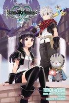 Kingdom Hearts X: Your Keyblade, Your Story The Novel (light novel)