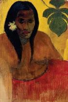 Tahitian Woman by Paul Gauguin - 1894