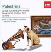 Palestrina: Missa 'Assumpta est Maria'; Magnificat Septimi Toni; Motets