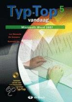 TYP-TOP Vandaag 5 Vista - leerwerkboek (+ cd-rom)