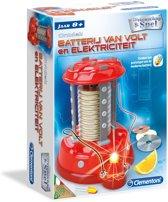 Clementoni Wetenschap & Spel - Batterij van Volt en Elektriciteit