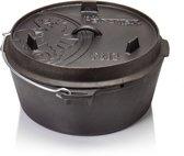 Petromax vuurpot Campingservies en keukenuitrusting zonder poten/ft 12 zwart