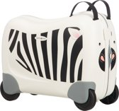 Samsonite Ride-on Kinderkoffer - Dream Rider Suitcase Zebra Z.