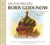 Mussorgsky: Boris Godunow