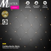 Meisterhome Kerstboomverlichting lichtnet - voor binnen en buiten - 1.6x4.6 m. - 300 LED