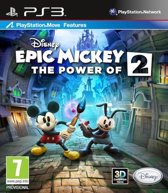Epic Mickey 2 The Power of Two - PS3