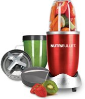 NutriBullet 600 Series - Blender - 8-delig - Rood