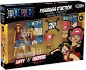 ONE PIECE - Pack Figurines - Luffy et Chooper 12 Cm