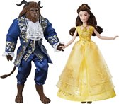 Disney Princess Belle en het Beest - 2-pack Speelfiguren