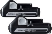 Hitachi 336384 18V Powerpack Li-ion accu (2 x BSL1825) - 2.5Ah