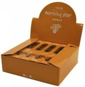 Nippon Kodo Morning Star - Amber - Japanse wierook - 12-pack - Gratis Verzending!!!