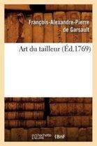 Art Du Tailleur ( d.1769)