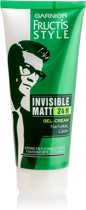 Garnier Fructis Style Invisible Matt 24h 200ml Mannen 200ml haargel