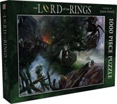 The Lord of the Rings Puzzel Puzzel