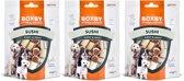Boxby - Hondensnack Puppy & Adult - Sushhi Kip & Vis - 3 x 85gr