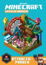 Minecraft - Minecraft Let's build! Attractiepark avonturen