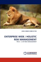 Enterprise Wide / Holistic Risk Management