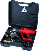 Einhell TH-HA 2000/1 Verfafbrander - 2000 W - Inclusief 4 opzetstukken & 1 verfkrabber - Inclusief koffer