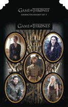 Game of Thrones Characters Magnet Set