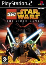 LEGO Star Wars - Playstation 2(PS2)
