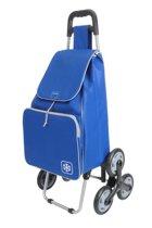Metaltex - Peony shopper - 48L - Blauw