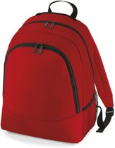 Bagbase Universal Backpack Classic Red 18 Liter