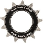 Acs Freewheel 16t 1/2 X 3/32 Inch Zwart/grijs