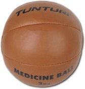 Tunturi Medicine bal - 3 kg - Bruin
