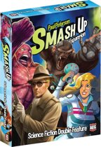 Smash Up Science Fiction Double Feature - Kaartspel