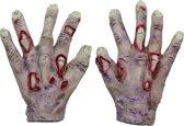Zombie vampier handen voor volwassenen  - Verkleedattribuut - One size