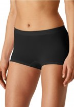 Mey Dames Boxer Short Emotion 59218 - Zwart - 46