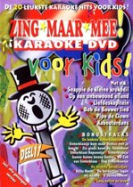 Zing Maar Mee Karaoke 11 - Voor Kids
