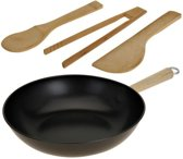Excellent Houseware Wokpan 4 delig