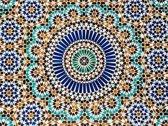 Vinyl vloervinyl | Blue dream | 200x200cm