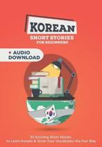 Korean Short Stories for Complete Beginners