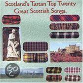 Scotland. Tartan Top 20 Pipes & Dru