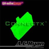 AC Ryan Connectx™ AUX 6pin Female - UVGreen 100x Groen