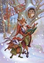 Briar Kerstkaart Wildwood Carols