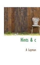 Hints & C