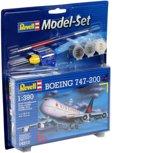 Modelset Boeing 747-200