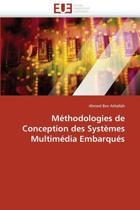 M�thodologies de Conception Des Syst�mes Multim�dia Embarqu�s
