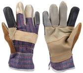 Silverline Meubellederen handschoenen