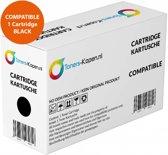 huismerk inkt cartridge voor Hp 901Xl kleur met niveau-indicator wit Label