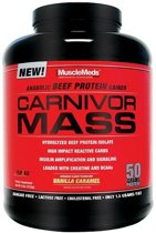 Carnivor Mass 14servings Vanille