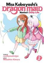 Miss Kobayashi's Dragon Maid: Kanna's Daily Life Vol. 2