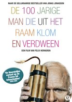 De 100-Jarige Man Die Uit Het Raam Klom En Verdween