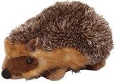 Zachte egel pluche knuffel 18 cm WNF (liggend)